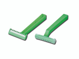 Surgical Razors -Double Blade (Box of 100)