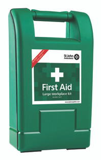 Large Alpha Workplace Compliant First Aid Kit BS-8599-1