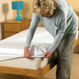 Elasticated Mattress Protector