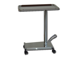 Mayo Table - S/S Base with Pump