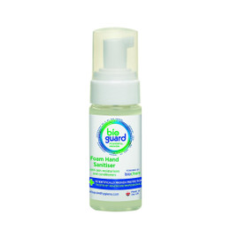 50ml Bioguard Alcohol-Free Hand and Body Sanitiser Foam
