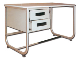 Desk - 130 x 71 cm - with Two Drawers