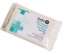 Disposable Triangular Bandage, 90 x 90 x 130cm - non-sterile