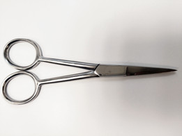 Scissors Open Shank Straight
