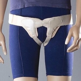 Hernia Truss with Removable Pad