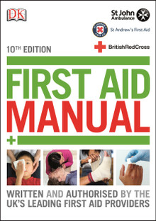 First Aid Manual -10th Edition