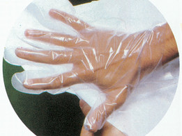 Copolymer Gloves on Paper - Sterile