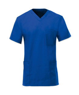 Scrub Tunic Hospital Blue