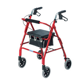 Lightweight 4 Wheel Rollator