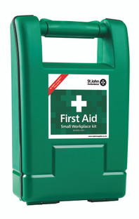 Small Alpha Workplace Compliant First Aid Kit BS-8599-1