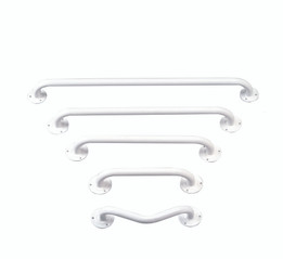 Plastic Plated Grab Rails