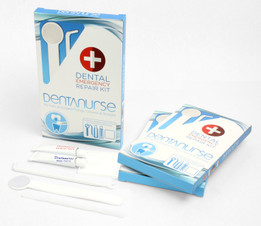 Dental Emergency Repair Kit - Flat Packed