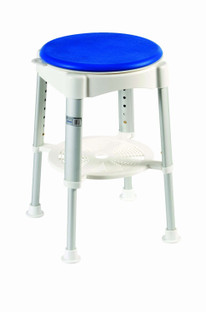 Padded Rotating Shower Seat