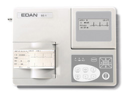 EDAN SE-1 ECG - 1 channel with monitor