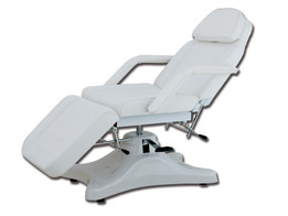Luxor Chair - Mechanical - White