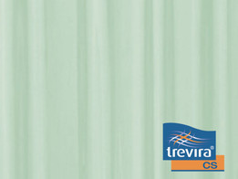 TREVIRA CURTAINS for wing screen - green