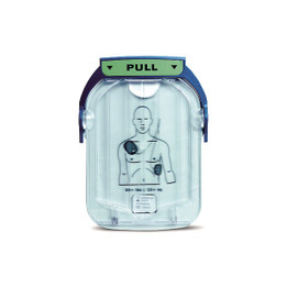 Philips HeartStart HS1 Adult SMART Electrode Pads Cartridge