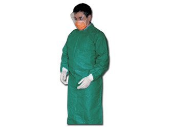 Disposable Coat - Unique Size (Box of 10)