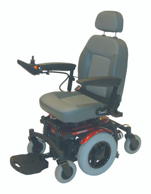 Lugano Electric Wheelchair