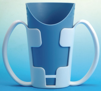 Drinking Cup with a Holder