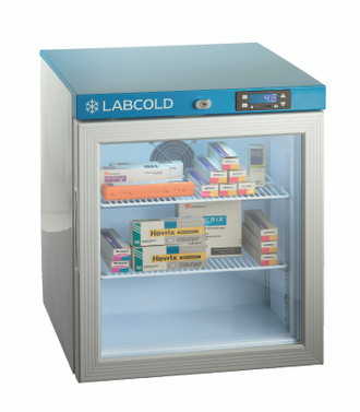 Bench top/Wall Mounted IntelliCold® Pharmacy Refrigerator