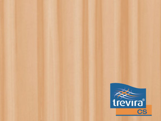 TREVIRA CURTAINS for wing screen - peach