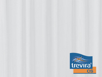 TREVIRA CURTAINS for wing screen - white