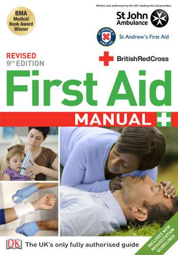 Revised 9th Edition First Aid Manual