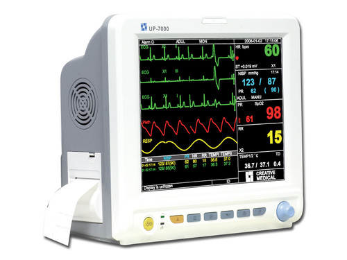 UP 7000 MULTIPARAMETER PATIENT MONITOR
