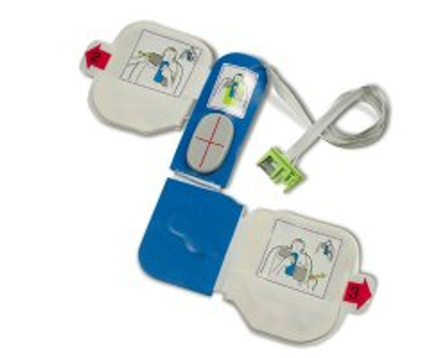 CPR-D PADZ WITH FIRST RESPONDER KIT