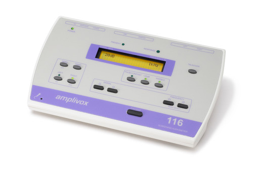Amplivox 116 Screening Audiometer