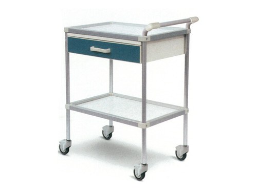Deluxe Trolley - with Drawer 62 x 42 cm