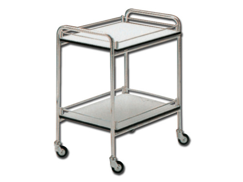 Trolley - With Guard-Rail - Small