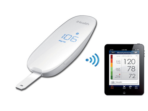 iHEALTH BG5 WIRELESS GLUCOSE MONITOR