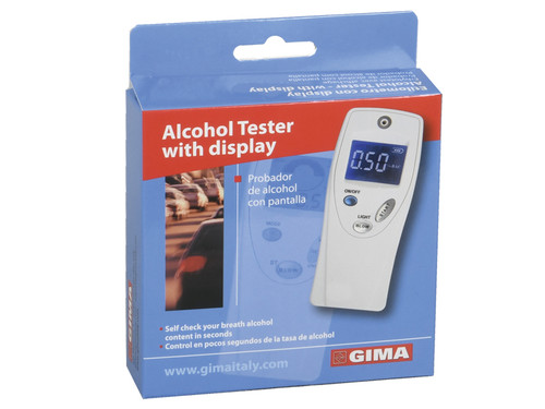 ALCOHOL TESTER - with display