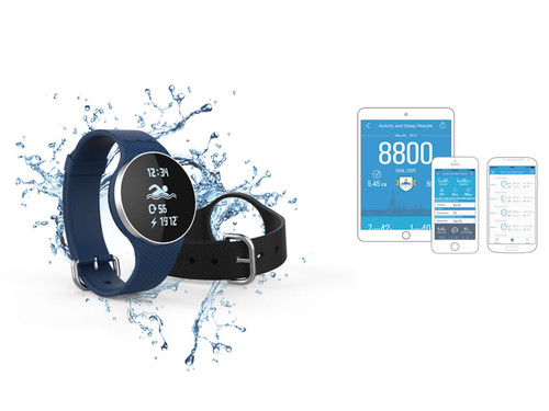 iHEALTH WAVE WIRELESS ACTIVITY AND SLEEP TRACKER