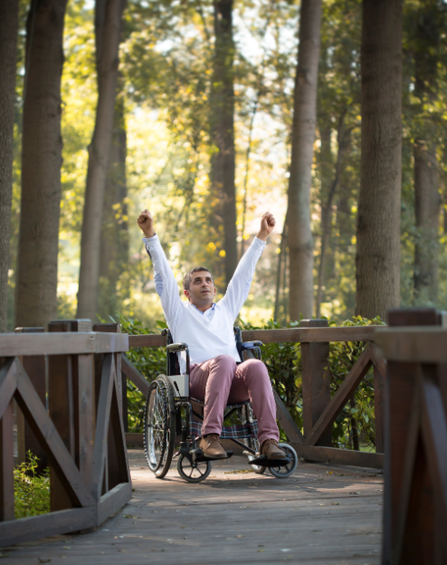 Making Your Wheelchair More Comfortable