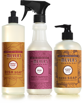 Products | Cleaning & Body Products | Mrs  Meyer's