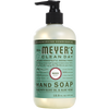 mrs meyers basil liquid hand soap