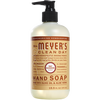 mrs meyers oat blossom liquid hand soap