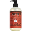 mrs meyers radish liquid hand soap