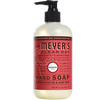 mrs meyers rhubarb liquid hand soap