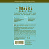 mrs meyers basil body scrub back label