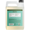 mrs meyers basil dish soap refill back label
