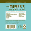 mrs meyers basil liquid hand soap back label