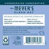 mrs meyers bluebell fabric softener back label