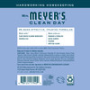 mrs meyers bluebell multi surface concentrate back label