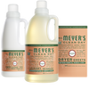 mrs meyers geranium laundry set