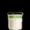 mrs meyers iowa pine soy candle large back label