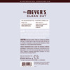 mrs meyers lavender dryer sheets back label